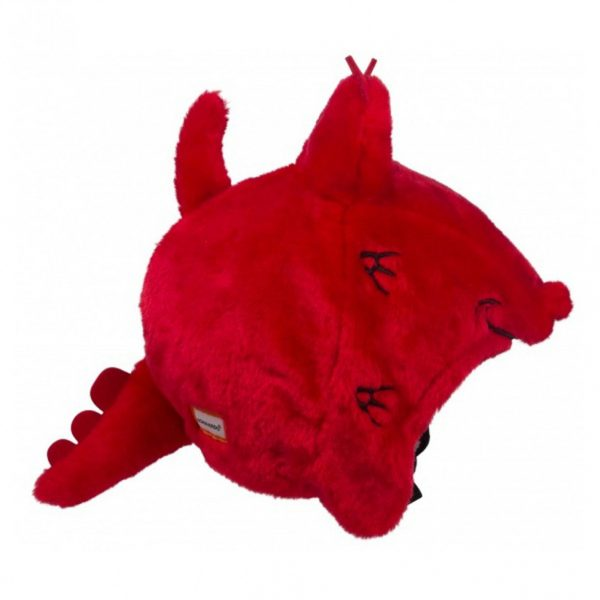 Hoxyheads DRAGON RED